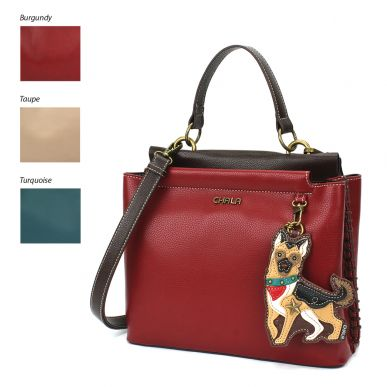 Charming Satchel - German Shepherd