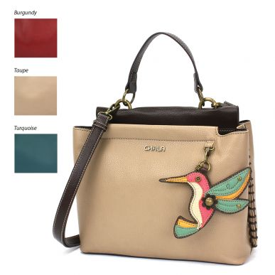 Charming Satchel - Hummingbird
