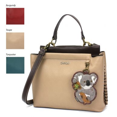 Charming Satchel - Koala