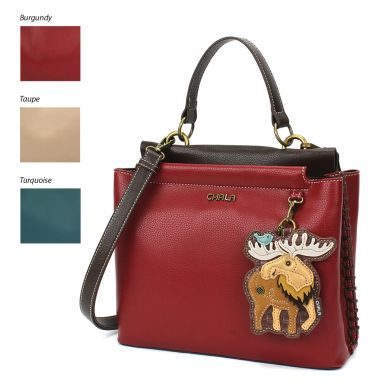 Charming Satchel - Moose