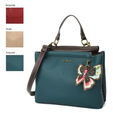 Charming Satchel - New Butterfly