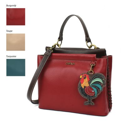 Charming Satchel - Rooster