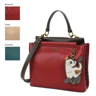 Charming Satchel - Slim Cat