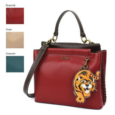 Charming Satchel - Tiger