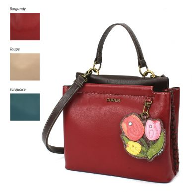 Charming Satchel - Tulip