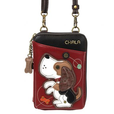 Dog A - Wallet Xbody