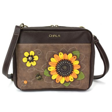 Companion Organizer Xbody - Sunflower - Brown