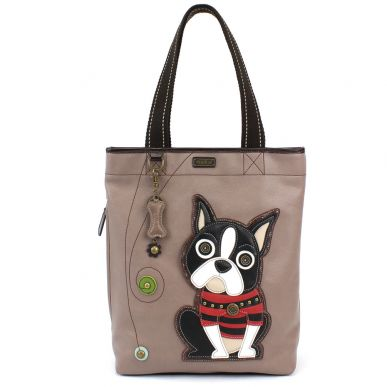 Boston Terrier - Everyday Zip Tote II