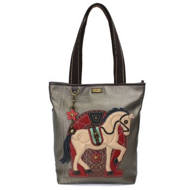 Horse Gen II - Everyday Zip Tote II