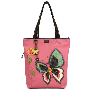 New Butterfly - Everyday Zip Tote II