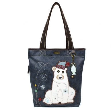 Polar Bear - Everyday Zip Tote II