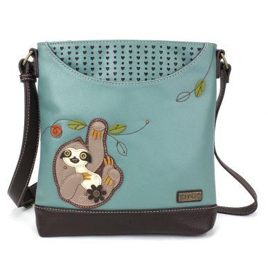 Sweet Messenger - Sloth - Teal