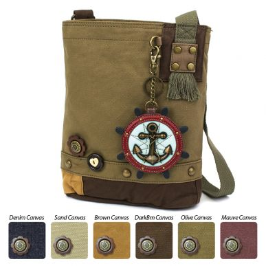 Anchor - Patch Crossbody Bag