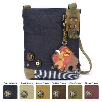 Buffalo - Patch Crossbody Bag