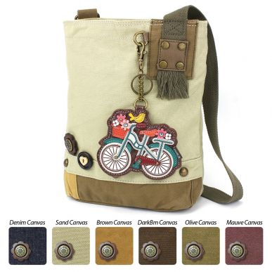 Patch Crossbody - Bicycle