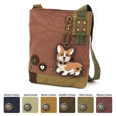 Corgi - Patch Crossbody Bag