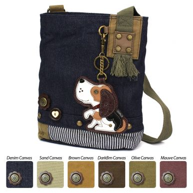 Dog Gen II - Patch Crossbody Bag