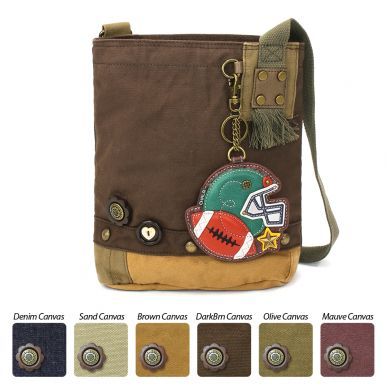 Patch Crossbody - Football