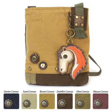 Chala Horse - Patch Crossbody Bag
