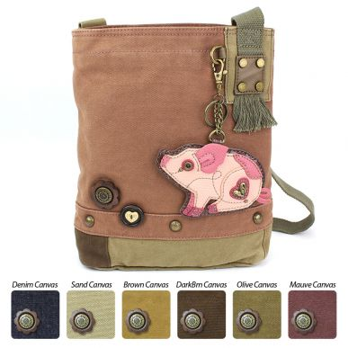 Pig - Patch Crossbody Bag