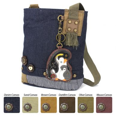Patch Crossbody - Penguin