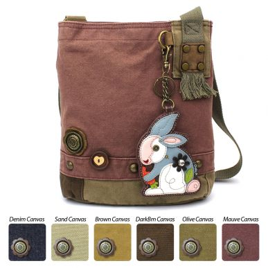 Rabbit - Patch Crossbody Bag