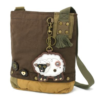 Patch Crossbody - Sheep