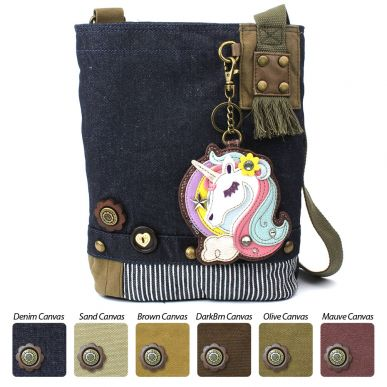 Unicorn - Patch Crossbody Bag