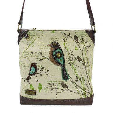 Bird - Safari Canvas Crossbody