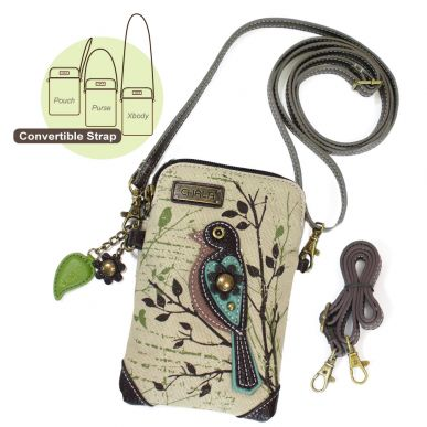 Bird - Safari Canvas Cell Phone Xbody