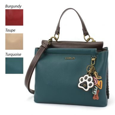 Charming Satchel - Charms Paw+LOVE