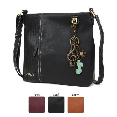Metal Clef - Laser Cut Crossbody