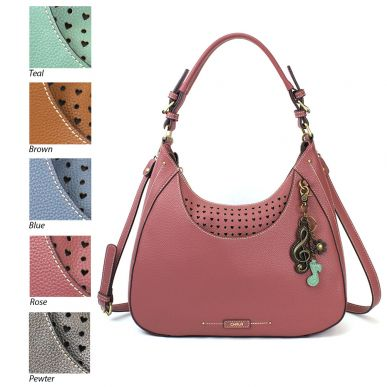 Metal Treble Clef - Sweet Tote/Hobo