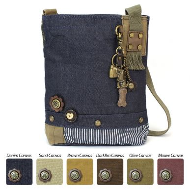 Metal Dog - Patch Crossbody Bag