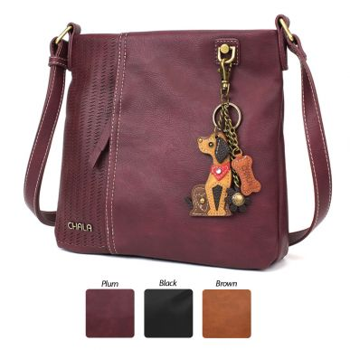Mini Dog - Laser Cut Crossbody