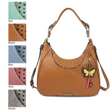 Yellow Mini Butterfly - Sweet Hobo/Tote
