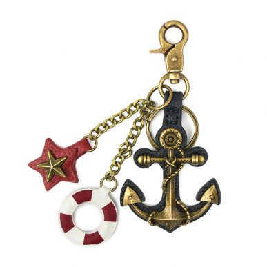 Charming Key Chain - Anchor